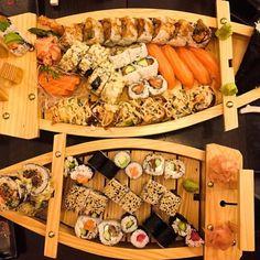 Unde se mananca cel mai bine Sushi in Bucuresti? | Read My Mind