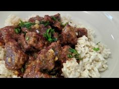 Garlic and Lemon Beef Tips - Recipe by Laura Vitale - Laura in the Kitchen Episode 153 - YouTube
