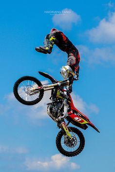 Photograph Freestyle Madness BMX Show by Haoxiang Yang on 500px