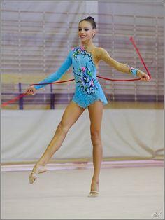 Anna TRUBNIKOVA (RUS) Rope