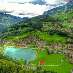 Switzerland. Vacations on Instagram: SWITZERLAND_VACATIONS. Location: #Engelberg #switzerland Photo Credit: ©  @Alaa_oth #Switzerland_Vacations