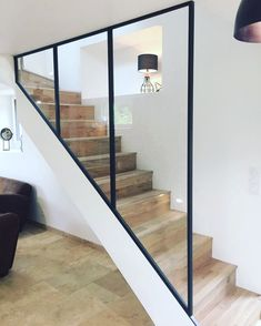 33 Ultimate Farmhouse Staircase Decor Ideas And Design Escalier Design, Japanese Interior, House Stairs, Built In Storage, My House, Future House, Sweet Home, New Homes, Farmhouse