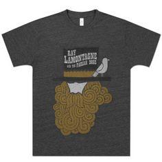 Ray LaMontagne Shirt - $30.00