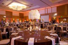 indian wedding reception table setting http://maharaniweddings.com/gallery/photo/7393