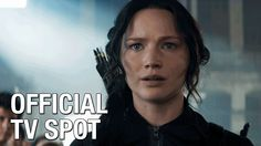 """The Hunger Games: Mockingjay Part 1 – """"Most Anticipated Event"""" Official TV Spot! Here's the HW YouTube version!! See Peeta's tears in HD. lol."""