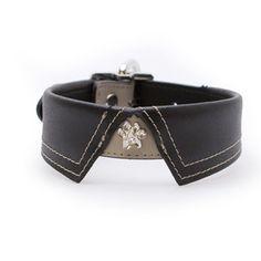 Dog Designer Collar - Black