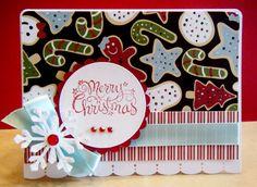 Merry Christimas by Lisa Young - Scrapbook.com