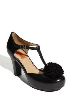 """okay, so it's high, but the description promises """"approx. heel height: 3"""" with 1"""" platform (comparable to a 2"""" heel)."""" I am hoping this means that even I could walk in them....$80 nordstrom"""