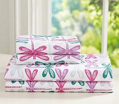 Kids' Bed Sheets, Girls' Sheets & Sheet Sets   Pottery Barn Kids