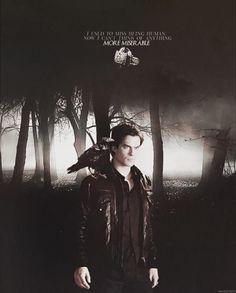 Damon - the-vampire-diaries-tv-show Fan Art