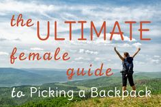 Size, price, features... where to start when choosing the right backpack? Caroline has prepared, with the help of a number of female travelers, the ultimate guide to choosing the right pack.