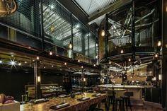 ISONO Eatery & Bar / VASCO by Joyce Wang, Hong Kong restaurant bar