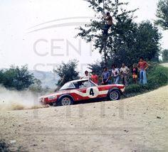 1973 - 1975 Fiat 124 Abarth Rally   Credit: Centro Storico Fiat