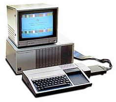 Our first computer Texas Instruments TI-99/A