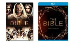 Groupon - The Bible: The Epic Miniseries on DVD or Blu-Ray in [missing {{location}} value]. Groupon deal price: $24.99