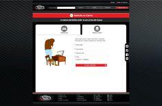 -página web Redautos  -ilustraciones para identidad corporativa.