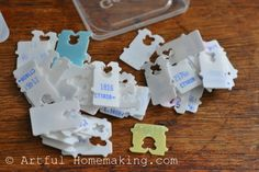 Artful Homemaking: Keeping Little Ones Busy