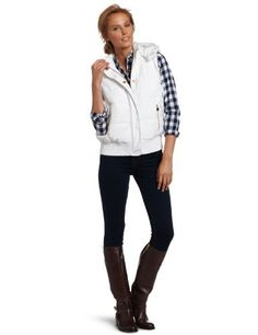 Calvin Klein Performance Women's Hooded Puffer Vest, White, Small Calvin Klein Performance, http://www.amazon.com/dp/B004BCYZYU/ref=cm_sw_r_pi_dp_22cEqb17XVCHA
