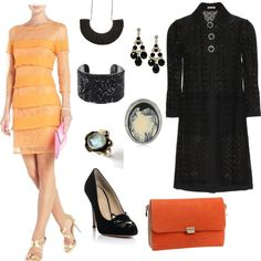 A #Hallowen inspired #outfit for the Boo-tiful #fashion challenge w/amazing Miu Miu lace coat