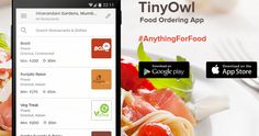 Find the Best Deals in Restaurants using TinyOwl App