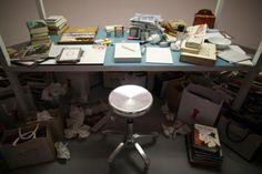 """So sieht es bei Lagerfeld aus: Die Bonner Bundeskunsthalle widmet ihm die Ausstellung """"Modemethode"""""""