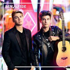 """Benji & Fede: pronto """"0+"""", l'album - Secondo album per Benji e Fede, il duo che con """"0+"""" ha avuto modo di collaborare con Max Pezzali, Annalisa e Jasmine Thompson. - Read full story here: http://www.fashiontimes.it/2016/10/benji-fede-pronto-0-album/"""