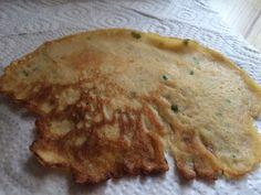 Käse-Kräuter Eierkuchen ⌛ ① - breifrei-rezepte