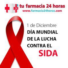 DÍA MUNDIAL DE LA LUCHA CONTRA EL SIDA. 1de Diciembre.