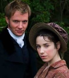 "BBC's Jane Austen ""Persuasion"". My absolute favorite Jane Austen book, and the best version on film."