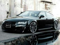 Audi A7- This is so my next car