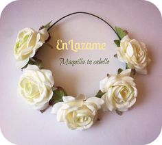 CORONA DE FLORES FLOWER CROWNS FLORAL CROWNS HAIRSTYLE WSP: 966398054