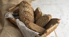 Whole-wheat bread by the Greek chef Akis Petretzikis. An easy recipe for the most delicious and fluffy homemade bread with oats and seeds! Whole Wheat Bread, Whole Wheat Flour, Graham Flour, Bread Art, Nutrition Chart, Dairy Free Diet, Processed Sugar, Bread And Pastries, Food Categories