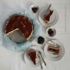 Tatütata der Feuerwehrkuchen ist da! Das Rezept für diesen köstlichen Feuerwehrkuchen (Kuchen mit Pudding, Kirschen x Haselnussstreusel) gibt es jetzt auf dem Blog  ❤️