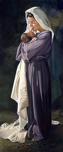 Liz Lemon Swindle Mary and Jesus Blessed Mother Mary, Blessed Virgin Mary, Catholic Art, Religious Art, Liz Lemon Swindle, Image Jesus, Lds Art, Mama Mary, Mary And Jesus
