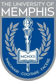 University of Memphis Tigers seal