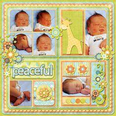 Peaceful - Scrapbook.com