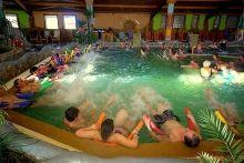 Das Thermalbad in Magyarhertelend kombiniert Gesund mit Fun: http://www.ferienhauserinungarn.de/magyarhertelend/