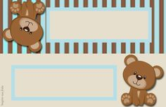 Teddy Bear Party, Teddy Bear Baby Shower, Baby Boy Shower, Baby Ruth, Baby Shawer, Bear Theme, Chalkboard Designs, Daycare Crafts, Baby Party