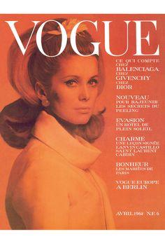 Catherine Deneuve & Vogue