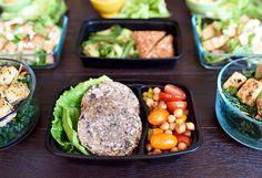 Vegetarian Meal Prep For Those Eating Calories Veg Meal Prep, Meal Prep Plans, Meal Prep Guide, Vegetarian Meal Prep, Vegetarian Recipes, Veg Recipes, Clean Recipes, Healthy Dinner Recipes, Healthy Food