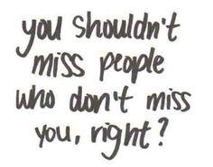 miss me ?