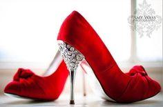Sapatos para o Dia de Cinderela