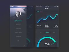 Device Control by Zaotang—The Best iPhone Device Mockups → store.ramotion.com
