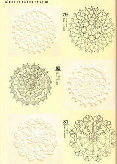 單元花,連鉤花,拼花技巧 - Vivian Chung - Picasa Web Albums