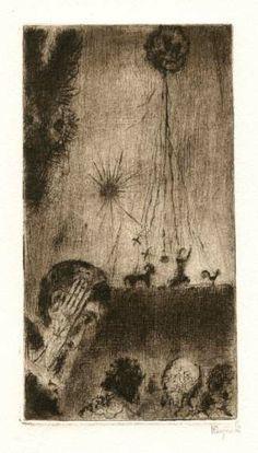 Bohuslav Reynek Don Quijote - Loutkové divadlo / Don Quijote - Puppet Theatre… Vintage World Maps, Art Gallery, Puppet Theatre, Portraits, Painting, Don Quixote, Art Museum, Fine Art Gallery, Puppetry Theater