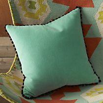 """twinfin 16"""" pillow"""