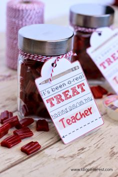 I Dig Pinterest: Teacher Appreciation Gift {Free Printable} & Kindle Giveaway!