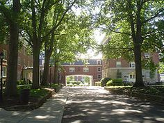 East green, my green freshman year.