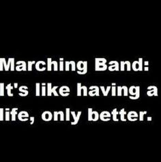 Mazur Mazur Mckenna Uhing you'll get it when you come to marching band camp. Marching Band Quotes, Marching Band Mom, Marching Band Problems, Flute Problems, Band Nerd, Music Jokes, Music Humor, Band Jokes, Instruments