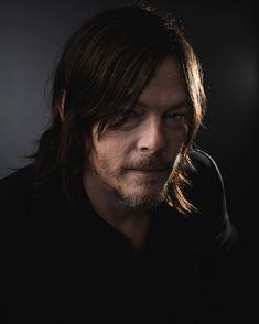 Kevin Scanlon  Norman Reedus for The New York Times